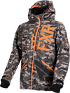 FXR MAVERICK CAMO JACKET (2017)
