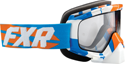 FXR MISSION Goggles - Clear