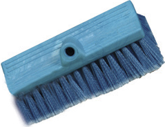 Mr LongArm Flow-Through, Non-Restrictive Cleaning Brush Soft Bi Level - 0483