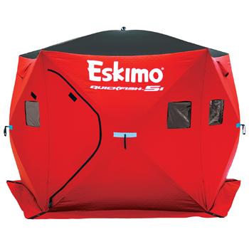 ESKIMO QUICKFISH 5 INSULATED POP-UP SHELTER (2019)