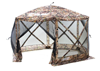 CLAM ESCAPE SCREEN SHELTER - CAMO/BLACK (10809)