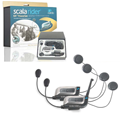 Cardo Scala Rider G4 Powerset With Corded Mic for Snowmobiles - SRPS0115