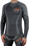 FXR VAPOUR COMPESSION SEAMLESS TOP (2015)