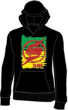 Slednecks Half and Half Hoody