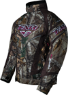 FXR Women's Team Camo Jacket