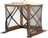CLAM TRAVELER SCREEN SHELTER - BROWN/TAN (9881)