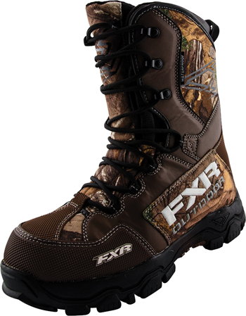 FXR X Cross Camo Boot - Realtree Xtra